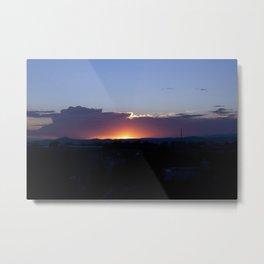 NM Sunset 7 Metal Print