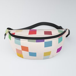 Abstract Retro Video Game Fanny Pack