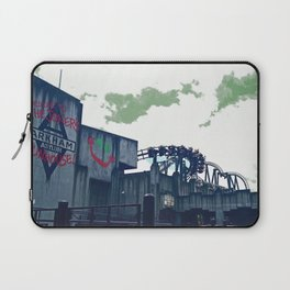 Warner Bros. Movie World #1 (Arkham Assylum) Laptop Sleeve