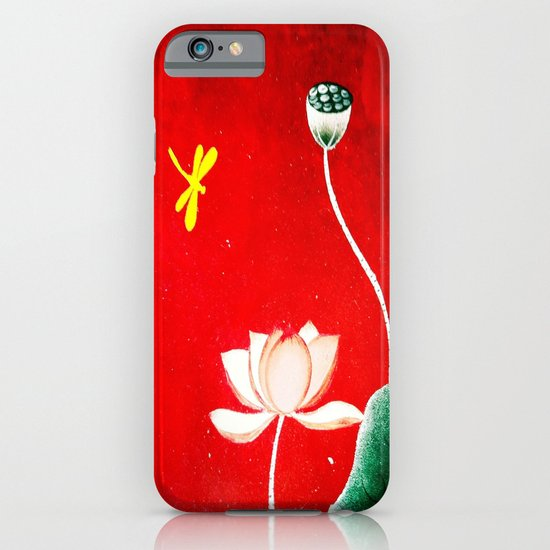 Vietnamese Landscape iPhone & iPod Case