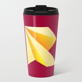 """""""R"""" Drop Cap Travel Mug"""