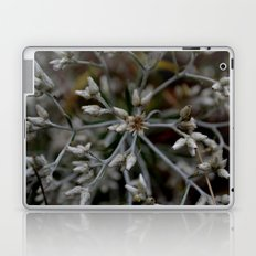 snowflake flower Laptop & iPad Skin