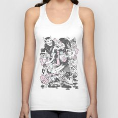 Deadly Sins Unisex Tank Top