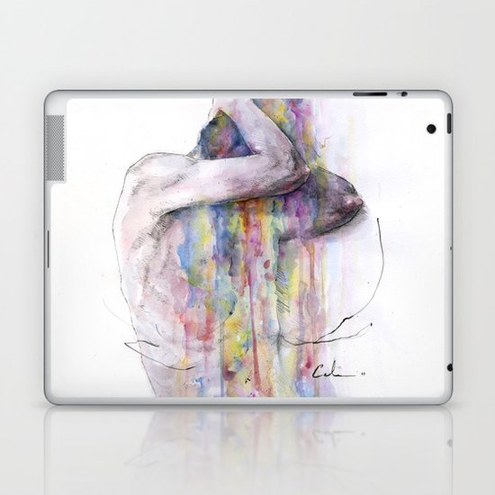 learn to appear Laptop & iPad Skin