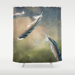 Earth Bound Shower Curtain