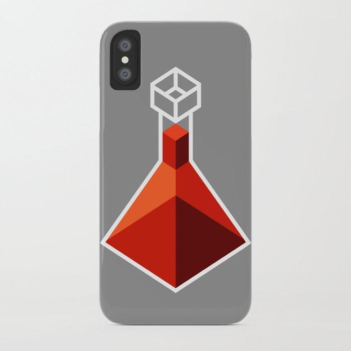 Hi-Potion iPhone Case