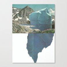 Lakeberg Canvas Print