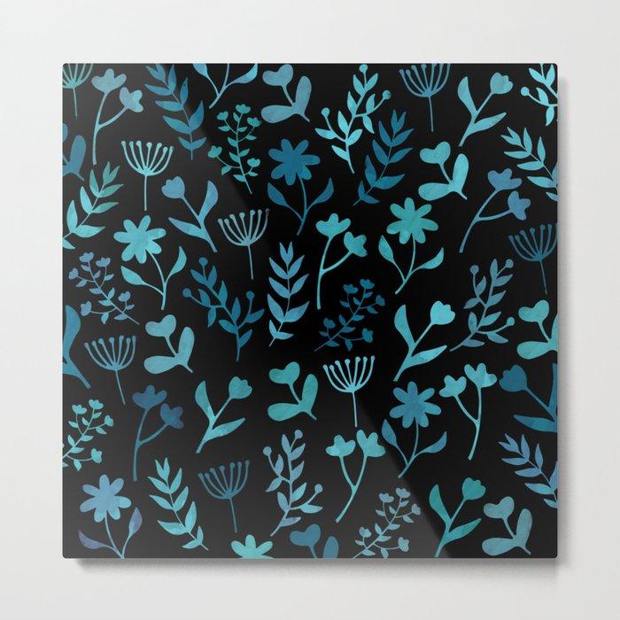 Lovely Pattern XIV Metal Print