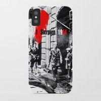poland iPhone & iPod Cases featuring Warsaw Uprising, Poland - 1944 by viva la revolucion