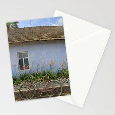 Bike Rest Stationery Cards
