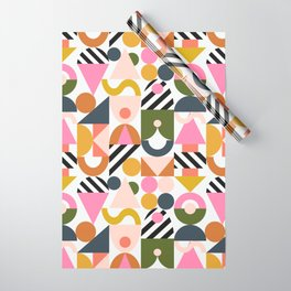 Blocks - Carnival Edition Wrapping Paper