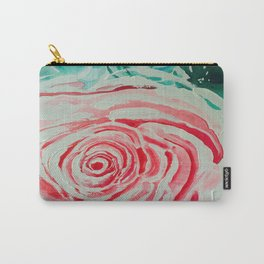 Where the Pink Roses Grow, Summer is Ending and Romantic Fall Nights are Here Carry-All Pouch