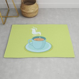 Hot Coffee, Not! Rug