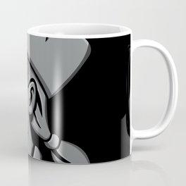 Patriot Head Metallic Icon Coffee Mug