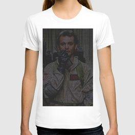 Venkman: Ghostbusters Screenplay Print T-shirt