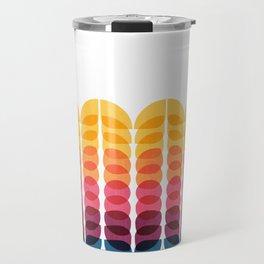Metamorphosis Pattern Travel Mug