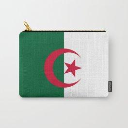 Flag of algeria -algerian,algiers,camus,chaabi,oran,constantine,Annaba. Carry-All Pouch