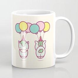 Flying Unicorn Coffee Mug