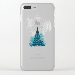 World News Clear iPhone Case