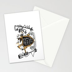 Imperial Mindset Stationery Cards