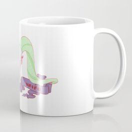 Satan's Waifu t-shirt design (no 3rd eye version) Coffee Mug
