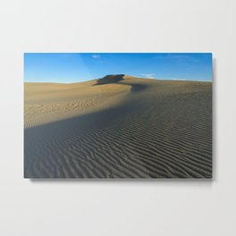 Killpecker_Sand_Dunes 3, Sweetwater_County, WY Metal Print