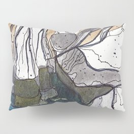 The Swimmin' Hole Pillow Sham