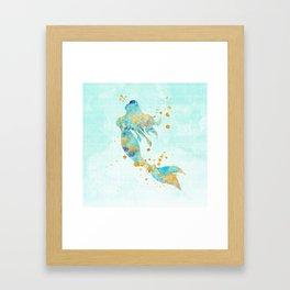 prova Framed Art Print