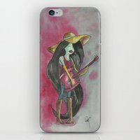 marceline iPhone & iPod Skins featuring marceline by Dan Solo Galleries