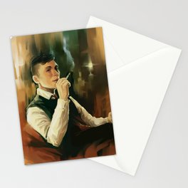 Tommy Shelby * Peaky Blinders Stationery Cards