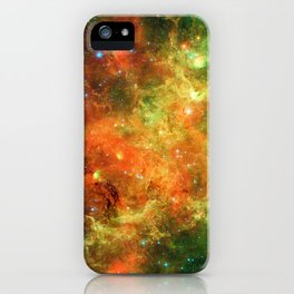 Star Cluster iPhone Case
