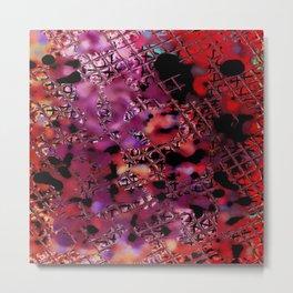 Square et Tumulte Metal Print