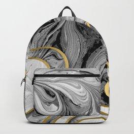 Golden lines #2 Backpack