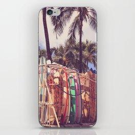Hawaii Surf Life 2 iPhone Skin