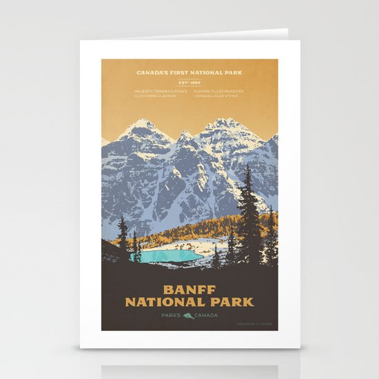 Banff National Park by cameronstevens