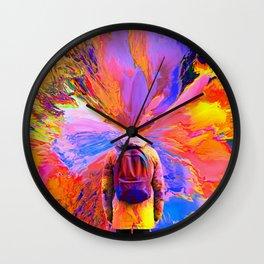 Imagination Wall Clock