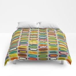 lozenge stone Comforters