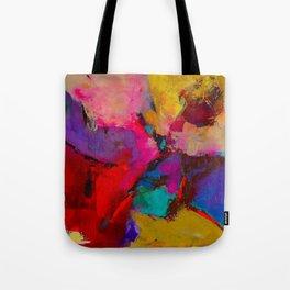 Shades of Colors Tote Bag