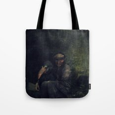 mascara Tote Bag