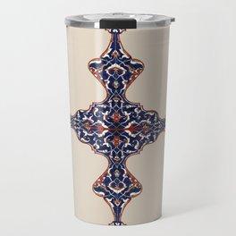 Iranian pattern Travel Mug