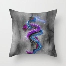 Double Dragon 3 Throw Pillow