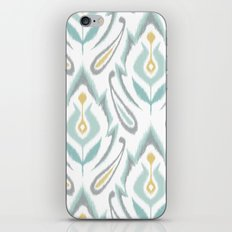 Soft Ikat iPhone & iPod Skin