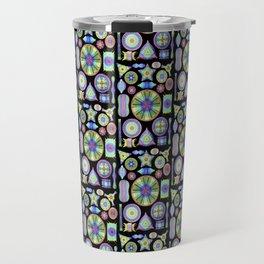 Ernst Hackel Diatomea Diatoms Travel Mug