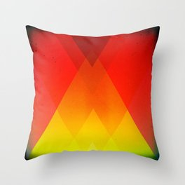 FORTUNATE FALL Throw Pillow