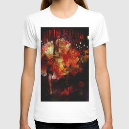 French cancan T-shirt