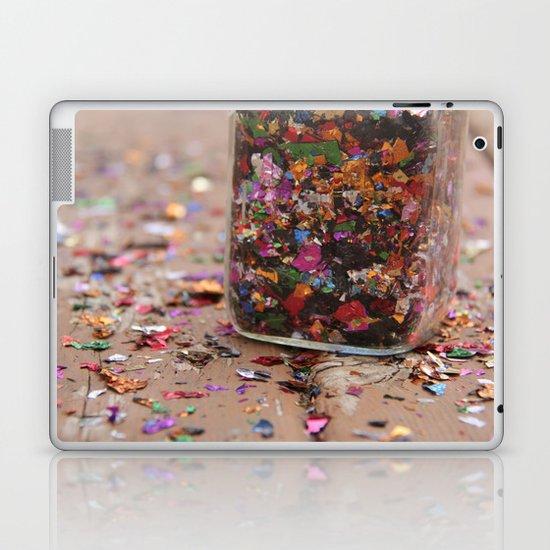 Glitter  Laptop & iPad Skin