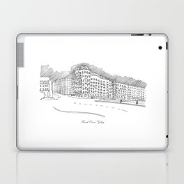 Frank Owen Gehry Laptop & iPad Skin