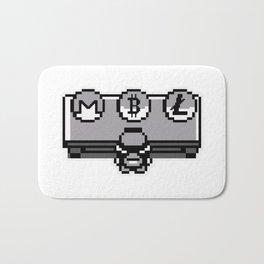Bitcoin, Litecoin or Monero: choose your initial coin Bath Mat