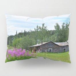 Pioneer Cabin - Alaska Pillow Sham