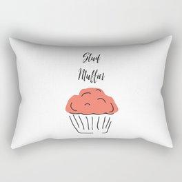 Stud Muffin Rectangular Pillow